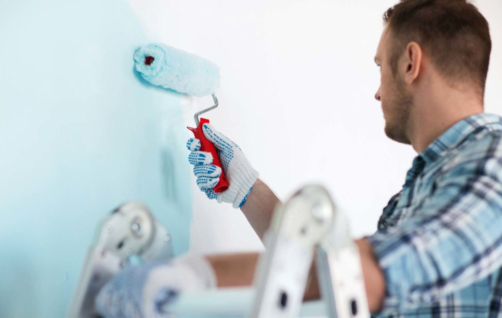 Cypress TX Professional Painting Contractors Home Page Image-We offer Residential & Commercial Painting, Interior Painting, Exterior Painting, Primer Painting, Industrial Painting, Professional Painters, Institutional Painters, and more.